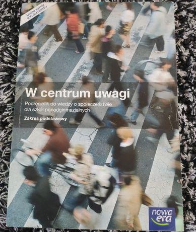 Podręcznik WoS W centrum uwagi nowa era