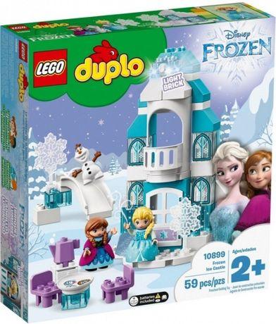 Klocki LEGO DUPLO Zamek z Krainy lodu Frozen