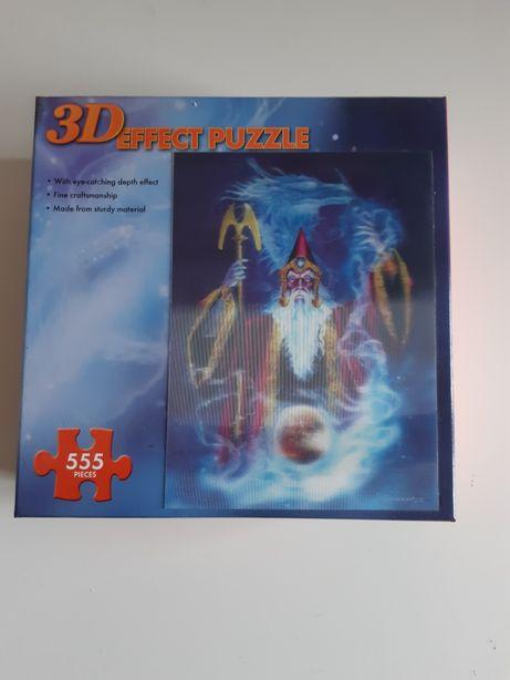 Pozzle z efektem 3D