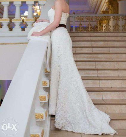 "Свадебное платье от ""Daria Carlozi"""
