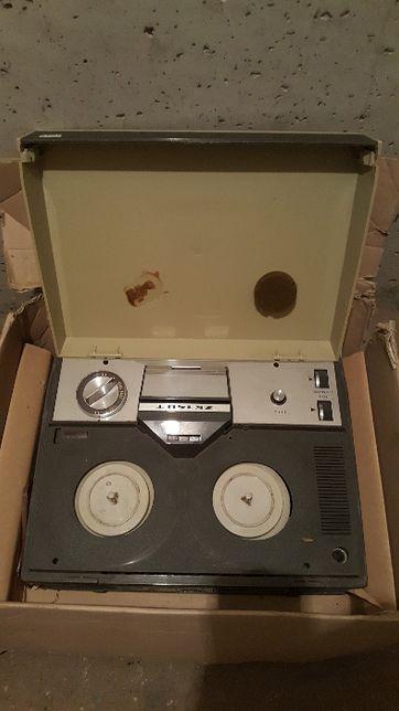 Magnetofon szpulowy ZK 120 Unitra