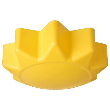 NOWA Lampa Nocna Sufitowa SOLHEM IKEA Słońce Żółta Możliwa Wysyłka