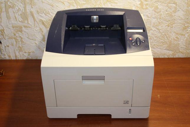 Xerox Phaser 3435DN 33ppm, USB/Ethernet пробег 19000 страниц