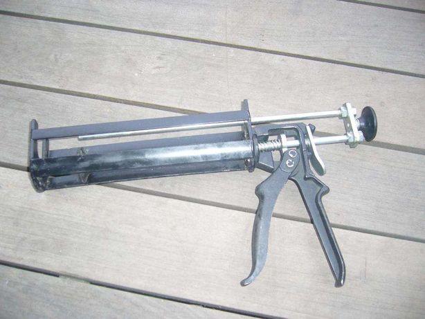 Pistola-Bomba Resina