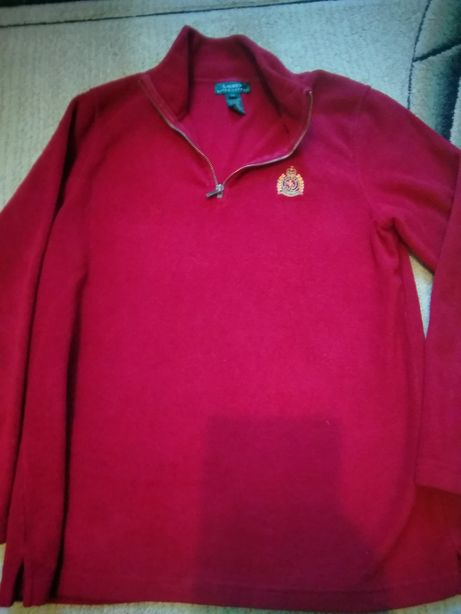 Polarowa bluza Ralph Lauren xxl