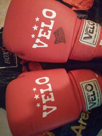 Luvas de boxe VELO