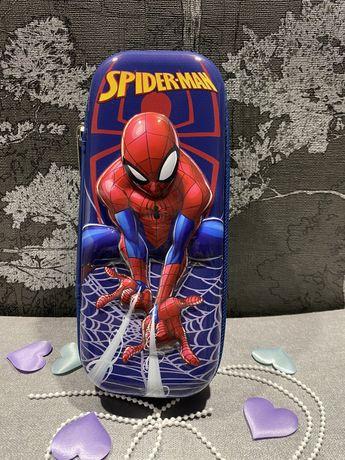 Пенал человек паук 3D