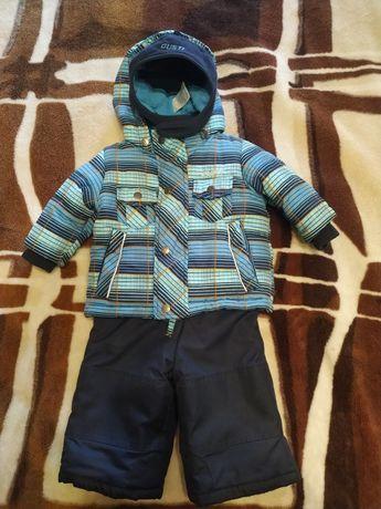 Продам зимний костюм Gusti, размер 78