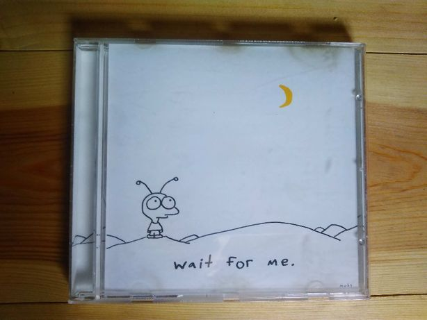 Moby Wait for me cd
