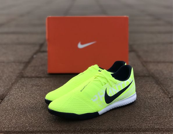 Футзалки Nike PHANTOM VENOM Academy IC 42p/25,8см не сороконожки