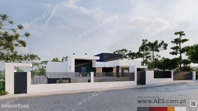 Moradia de Luxo com 5 Suites - Herdade de Aroeira -Concluida em Agosto