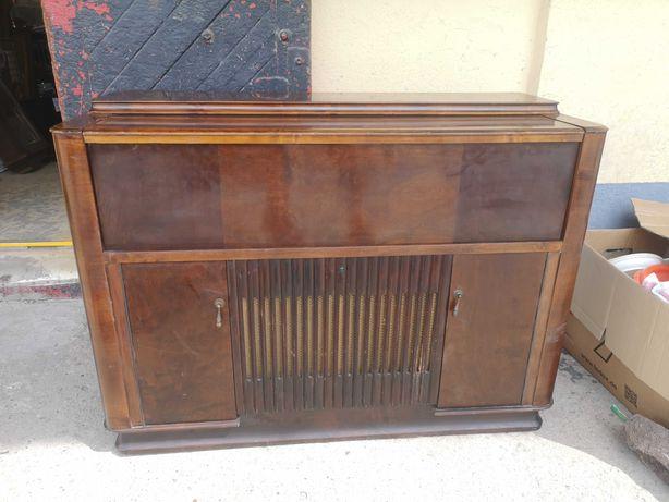Szafa grająca Philips gramofon komoda z Niemiec DOWÓZ DO DOMU
