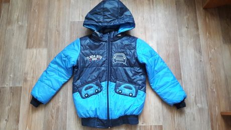 Курточка демисезон р. 110-116 куртка весна осень