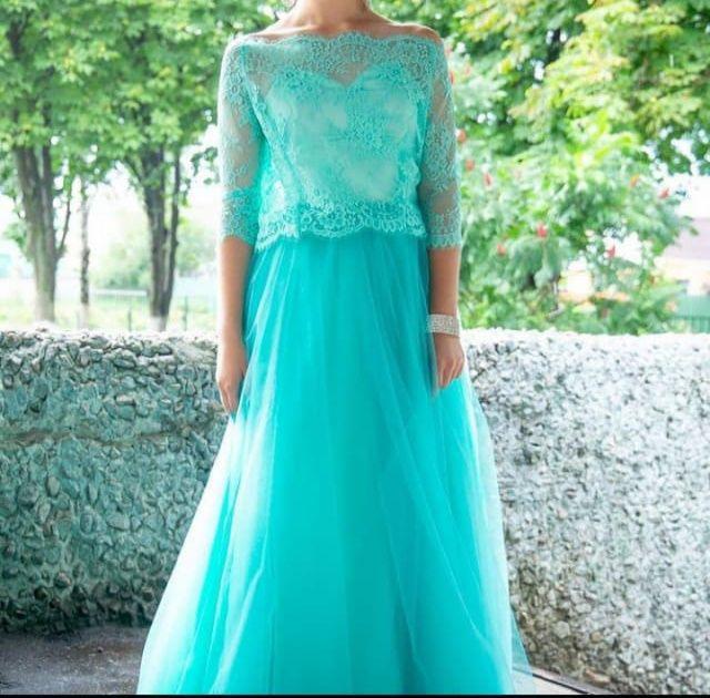 Продам выпускное платье Краснопавловка - изображение 1