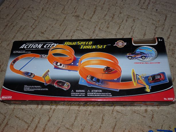 Action City High Speed Track Set