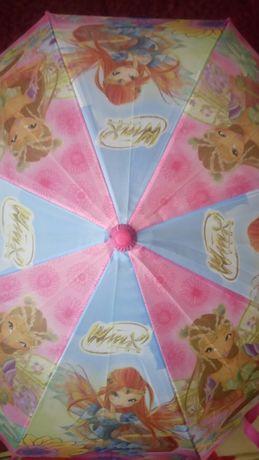 Зонтик для девочки. WINX  CLUB