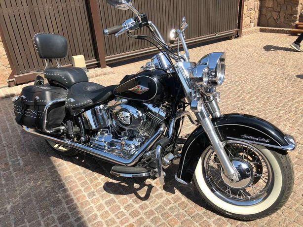 Harley-Davidson Heritage Softail 2017
