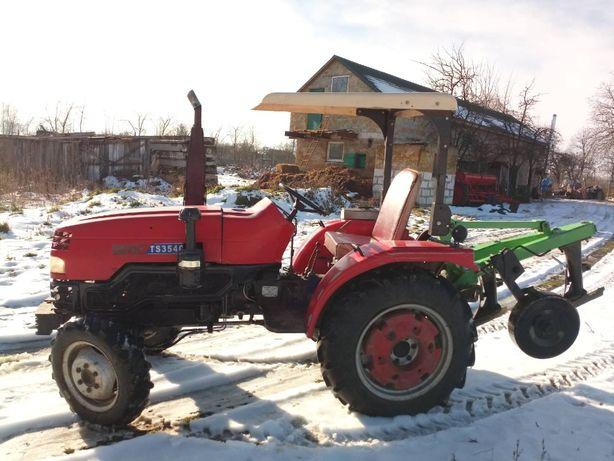 продам трактор Weituo TS354C 2007року+доп навесное