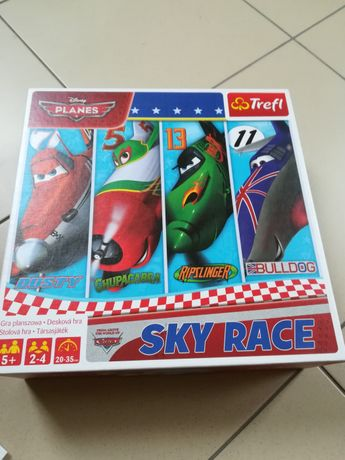 Gra planszowa Sky Race Trefl