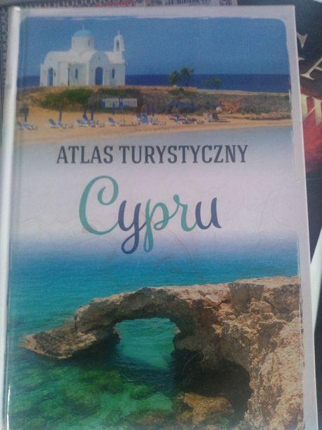Cypr atlas turystyczny