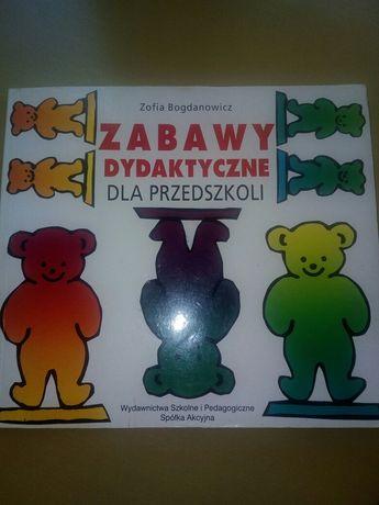 Bogdanowicz, zabawy dydaktyczne dla przedszkoli.