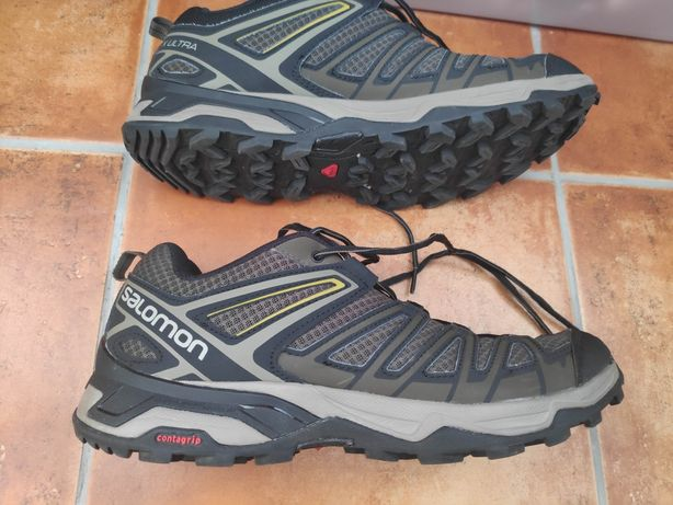 Tênis sapatilhas Salomon x ultra trail monte corridas
