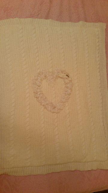Одеяло -плед для ребенка Теплое