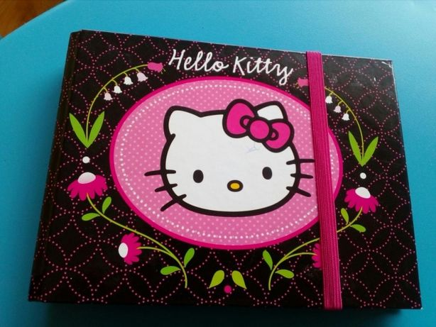 Notes Hello Kitty nowy.