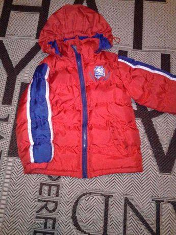 Куртка (98/104)+подарунок штани