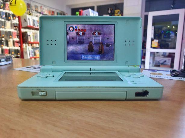 Konsola Nintendo DS lite z grami