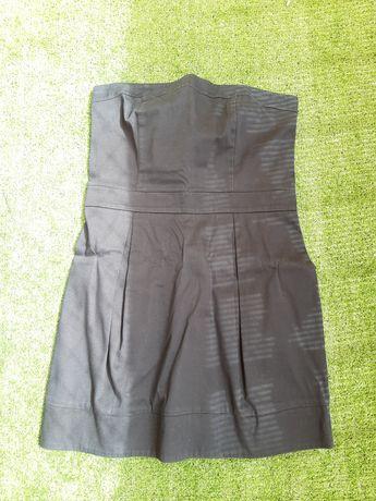 Vestido curto cai-cai