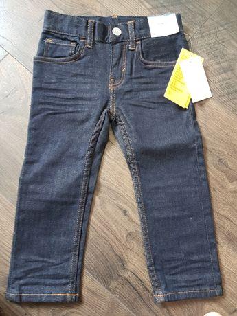 Nowe spodnie, jeansy, dżinsy H&M