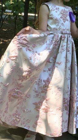 Продам выпускное нарядное платье