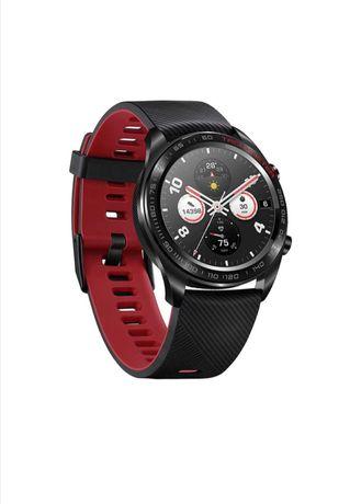 Smartwatch Honor preto