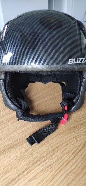 Kask dziecięcy narciarski Blizzard Stars 49-53 lekki