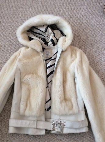 Куртка-шубка Moschino