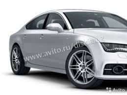 ОРИГІНАЛЬНІ Диски Audi S, RS, S-line R19 5.112 8.5j ET49