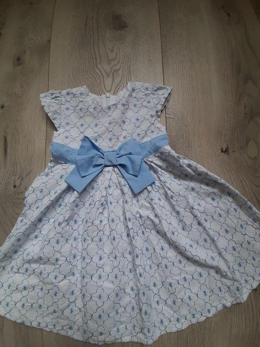 Elegancka sukieneczka rozmiar 98 Brody-Parcele - image 1