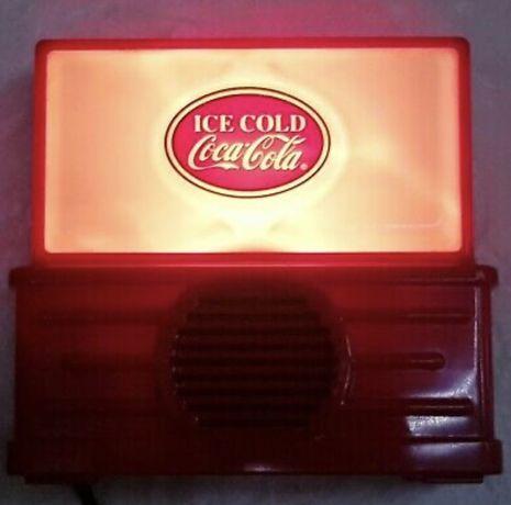 USA. Coca Cola. Som