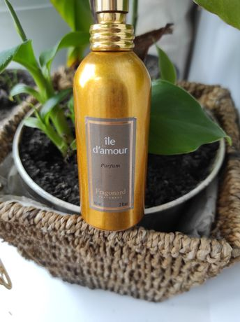 Францюзькі парфуми 60 мл fragonard ile damour вінтаж