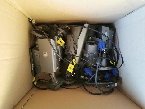 kamera zestaw rejestrator 8 kamer monitoringu