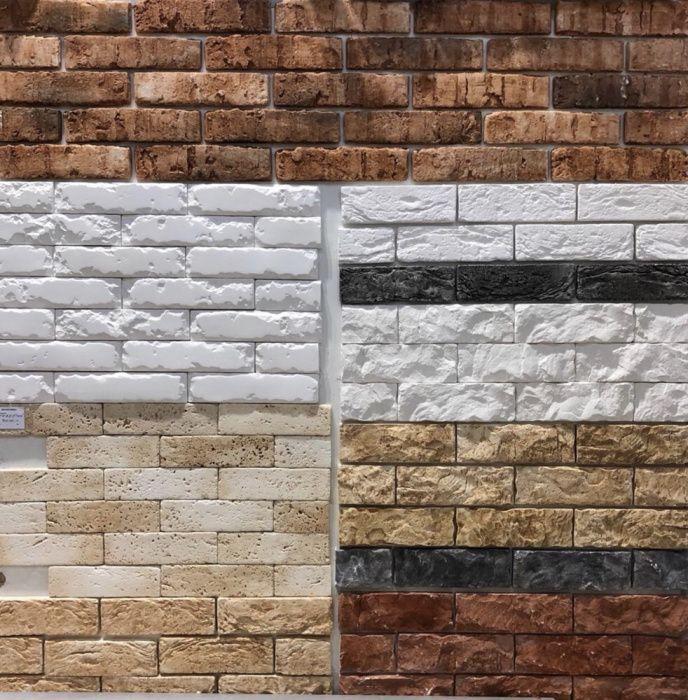 Гипсовый кирпич, гипсовый камень, декоративный гипсовый кирпич Одесса - изображение 1