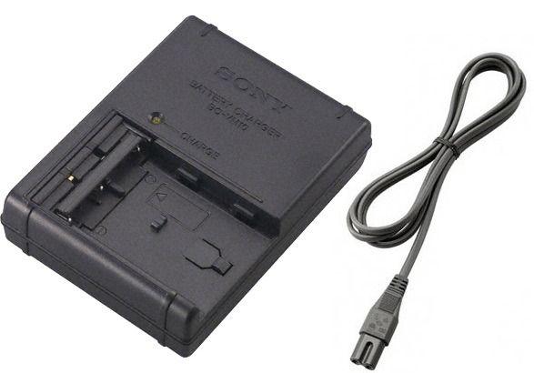 Carregador Baterias SONY BC-VM10