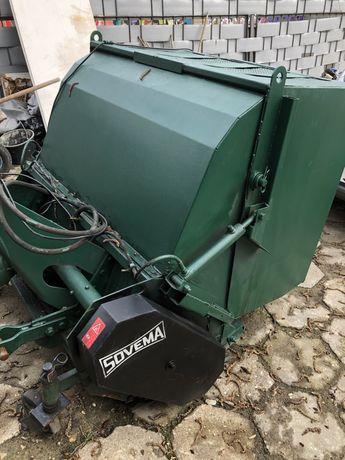 SOVEMA Tris-L120 kosiarka bijakowa