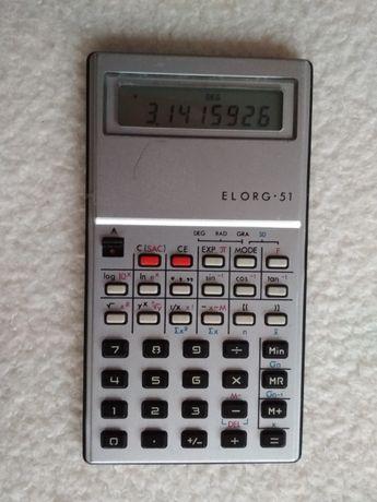 Sprzedam ELORG- 51 kalkulator inżynierski