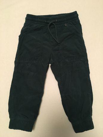 Spodnie z podszewką H&M 92