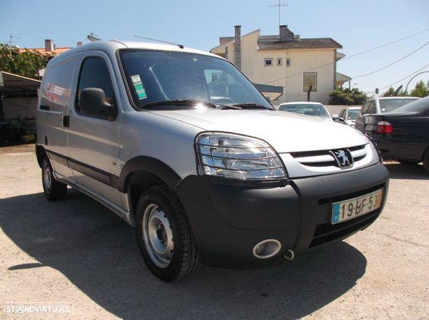 Peugeot Partner 2.0Hdi Renforcé AC (90CV)(5P)