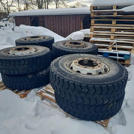 Koła opony ciężarowe R22, 5, 315/89/22,5