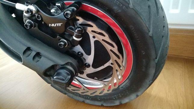 DUALTRON THUNDER/FLJ T 113 Aros para rodas em vinil adesivo refllector