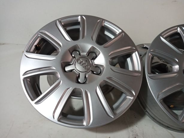 Felgi aluminiowe 16 Audi Q3 oryginalne w idealnym stanie